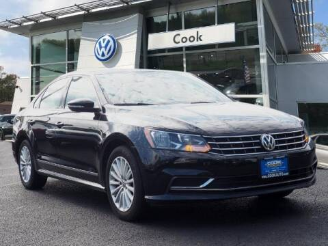 2017 Volkswagen Passat for sale at Ron's Automotive in Manchester MD