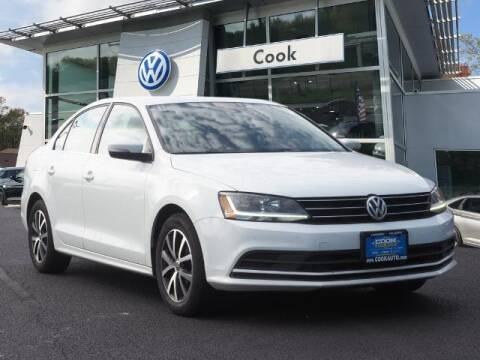 2017 Volkswagen Jetta for sale at Ron's Automotive in Manchester MD
