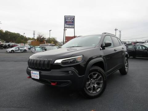 2020 Jeep Cherokee for sale at Ron's Automotive in Manchester MD