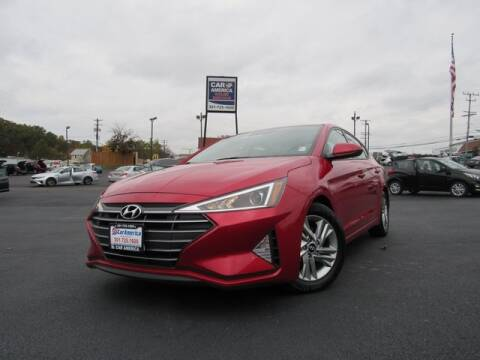 2020 Hyundai Elantra for sale at Ron's Automotive in Manchester MD