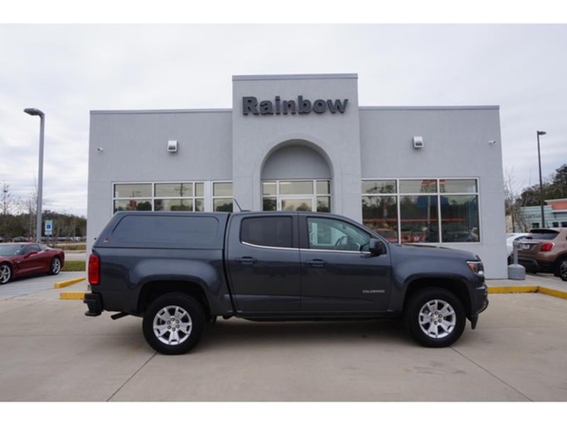 2016 Chevrolet Colorado LT In Covington LA - Rainbow Chrysler Dodge