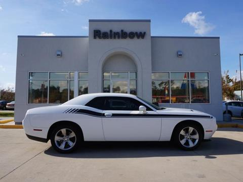 2015 Dodge Challenger For Sale In Louisiana Carsforsale Com