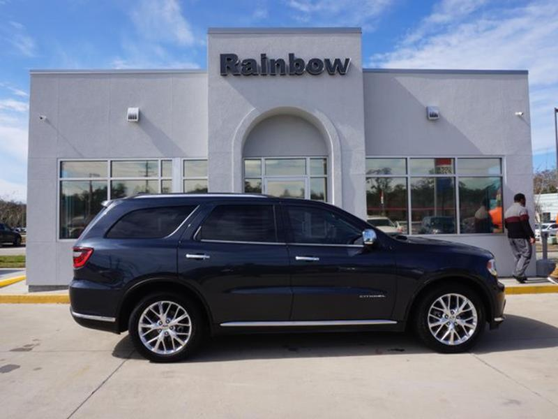 2014 Dodge Durango Citadel In Covington LA - Rainbow Chrysler Dodge