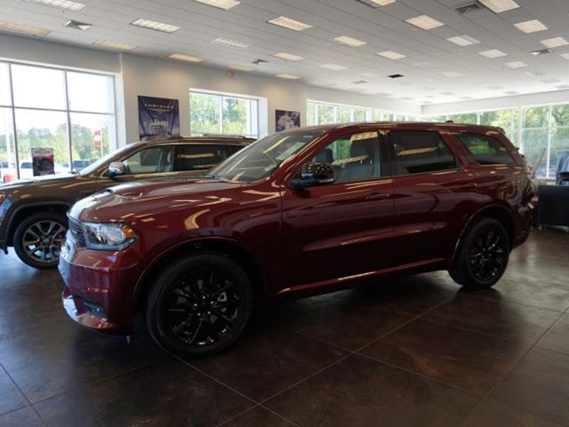 2018 Dodge Durango R/T In Covington LA - Rainbow Chrysler Dodge Jeep