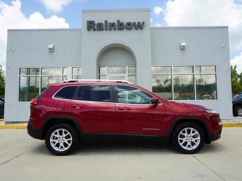 Good 2015 Jeep Cherokee For Sale At Rainbow Chrysler Dodge Jeep Ram Fiat In  Covington LA