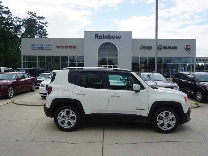 2018 Jeep Renegade For Sale At Rainbow Chrysler Dodge Jeep Ram Fiat In  Covington LA