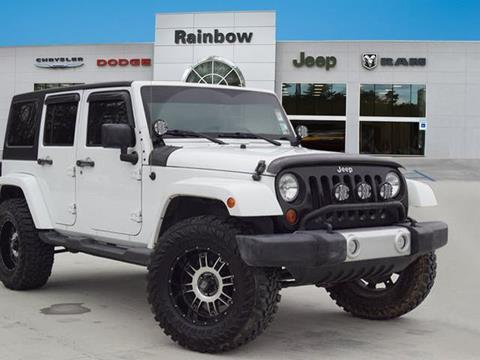 2013 Jeep Wrangler Unlimited for sale in Covington, LA