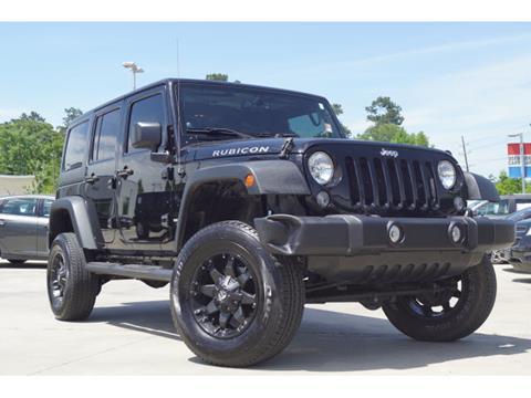 2014 Jeep Wrangler Unlimited for sale in Covington, LA
