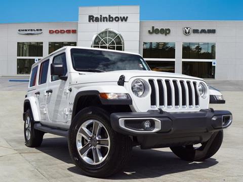 2018 Jeep Wrangler Unlimited for sale in Covington, LA