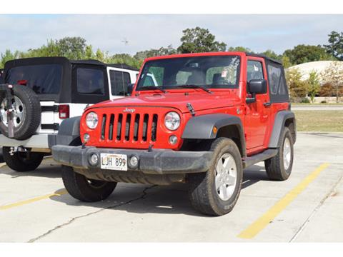2012 Jeep Wrangler for sale in Covington, LA