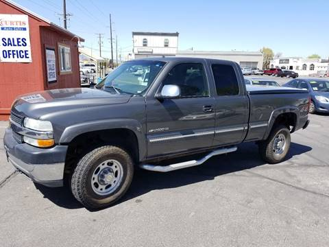 2002 Chevrolet Silverado 2500 For Sale - Carsforsale.com®
