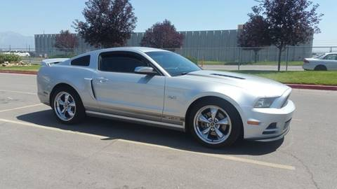 2014 Ford Mustang for sale at Curtis Auto Sales LLC in Orem UT