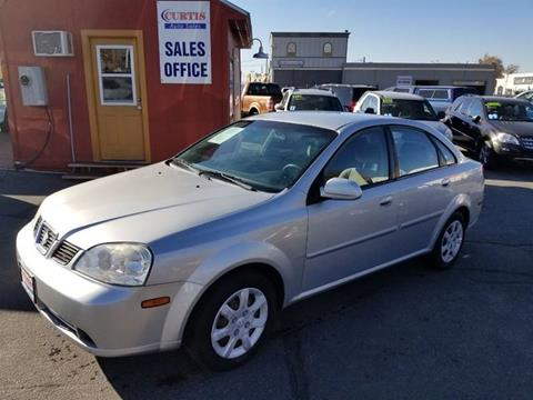 2004 Suzuki Forenza for sale in Orem, UT