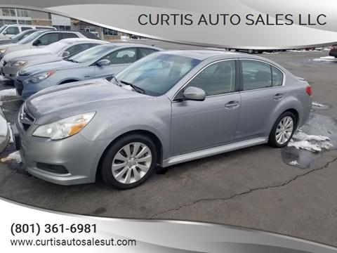 Curtis Auto Sales >> Subaru Legacy For Sale In Orem Ut Curtis Auto Sales Llc