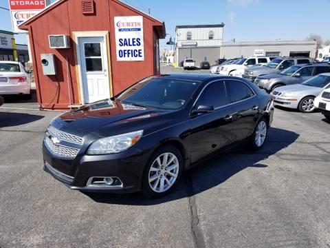 Curtis Auto Sales >> Chevrolet For Sale In Orem Ut Curtis Auto Sales Llc