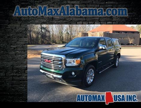 2016 GMC Canyon for sale in Tuscaloosa, AL
