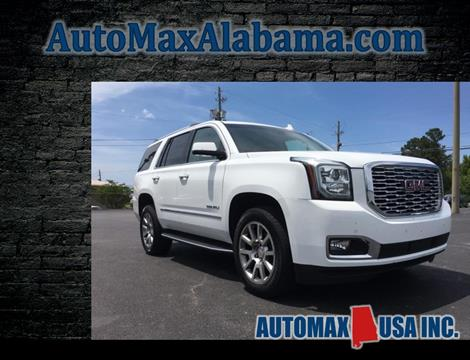 2018 GMC Yukon for sale in Tuscaloosa, AL