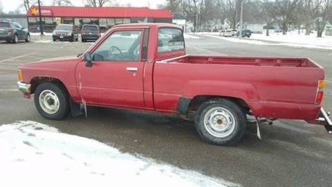 1988 Toyota Pickup for sale at Southtown Auto Sales in Albert Lea MN