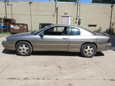 1998 Chevrolet Monte Carlo for sale in Albert Lea, MN