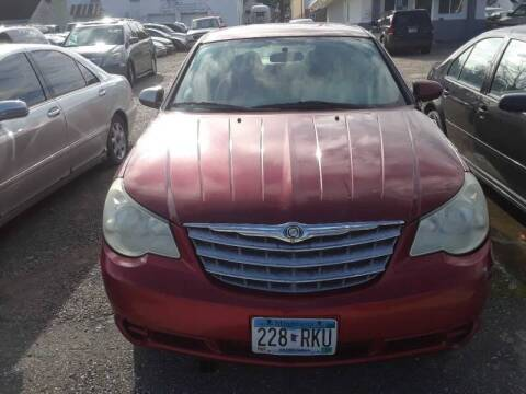 2007 Chrysler Sebring for sale at Southtown Auto Sales in Albert Lea MN