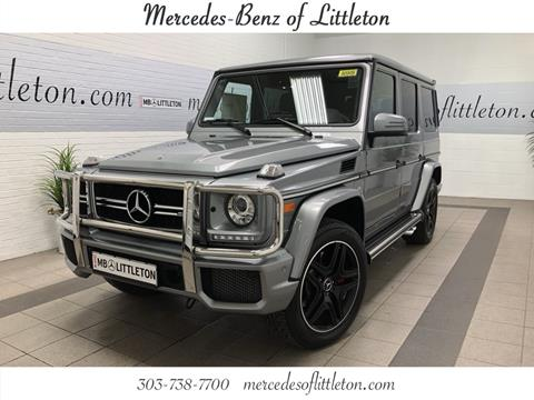 mercedes-benz g-class for sale in batesville, ms - carsforsale®