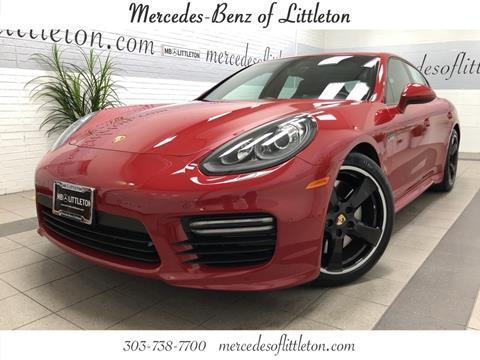 2014 Porsche Panamera for sale in Littleton, CO