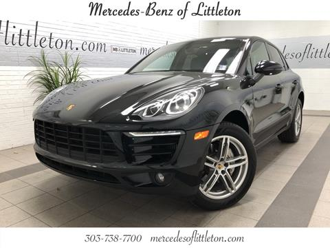 2016 Porsche Macan for sale in Littleton, CO