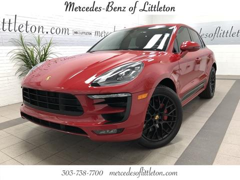 2017 Porsche Macan for sale in Littleton, CO