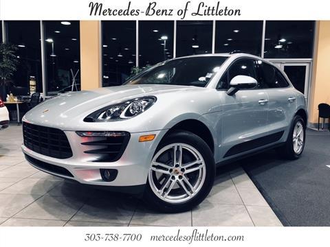 2018 Porsche Macan for sale in Littleton, CO