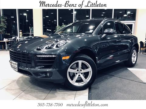 2017 Porsche Macan for sale in Littleton, CO