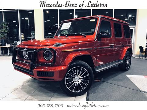 Mercedes Benz G Class For Sale Carsforsale Com