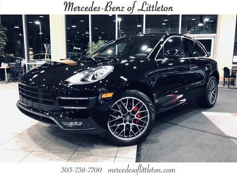 2016 Porsche Macan for sale in Littleton, CO