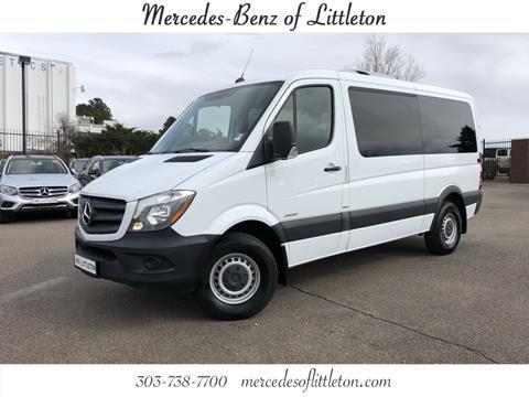 Used Passenger Vans >> Used Passenger Van For Sale In Littleton Co Carsforsale Com