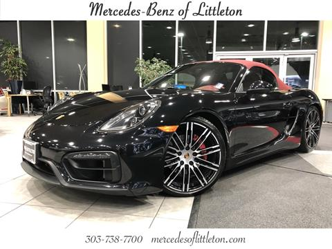 2015 Porsche Boxster for sale in Littleton, CO