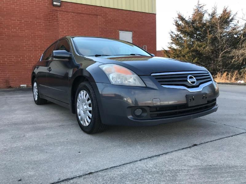2009 Nissan Altima For Sale At Car One In Greensboro NC