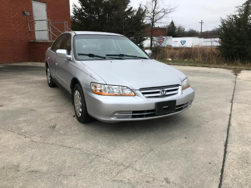 2001 Honda Accord For Sale At Car One In Greensboro NC