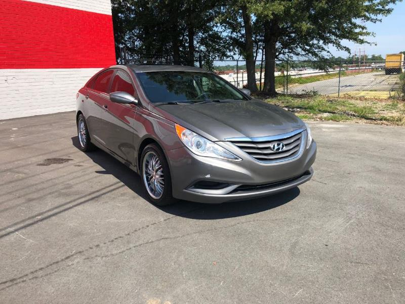 2013 Hyundai Sonata For Sale At Car One In Greensboro NC