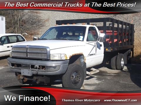 1999 Dodge Ram Chassis 3500 for sale in Uncasville, CT
