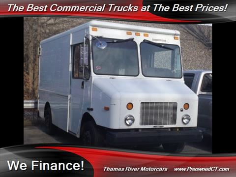 8355739e1d 2004 Freightliner MT45 Chassis for sale in Uncasville