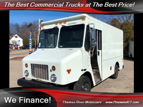 2003 Freightliner MT45 Chassis for sale in Uncasville, CT