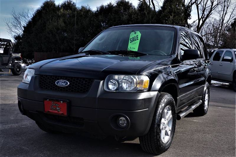 2006 ford escape xlt sport in rochester mn - christies classic autos