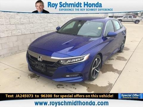 2018 Honda Accord for sale in Effingham, IL