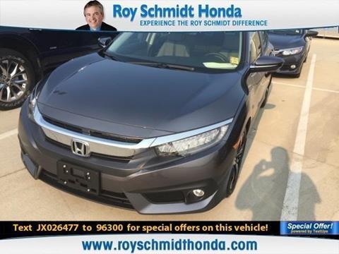 2018 Honda Civic for sale in Effingham, IL