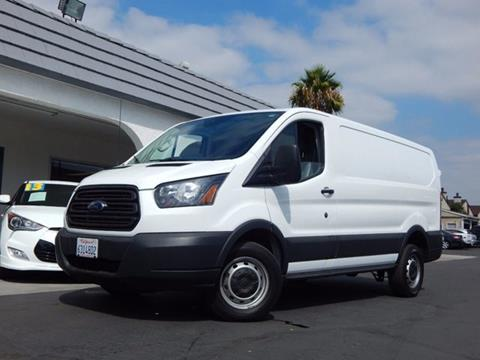 2017 Ford Transit Cargo For Sale In Fontana CA