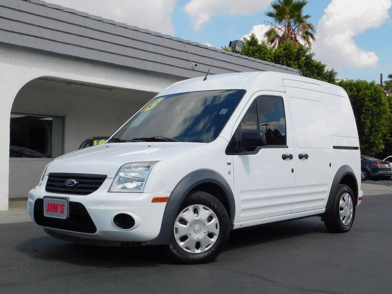 2013 Ford Transit Connect Cargo Van Xlt In Fontana Ca Jim S Auto