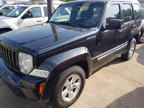 2012 Jeep Liberty for sale in Greenville, TX
