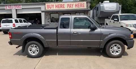 2007 Ford Ranger for sale in Greenville, TX