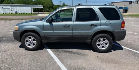 2006 Ford Escape for sale in Greenville, TX