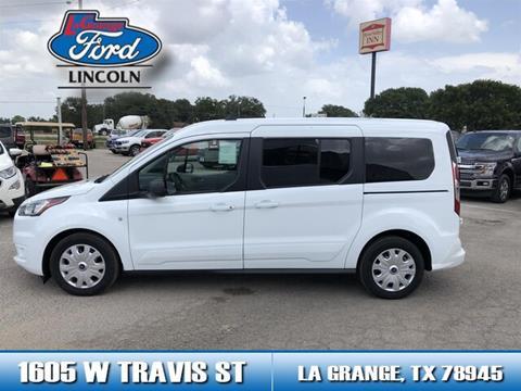 2020 Ford Transit Connect Wagon for sale in La Grange, TX