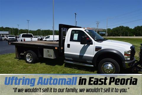 2009 Ford F-550 Super Duty for sale in East Peoria, IL